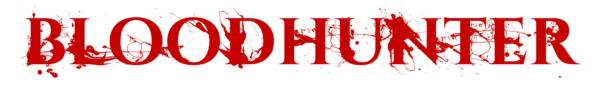 LOGO RED BLOODHUNTER (Medium)