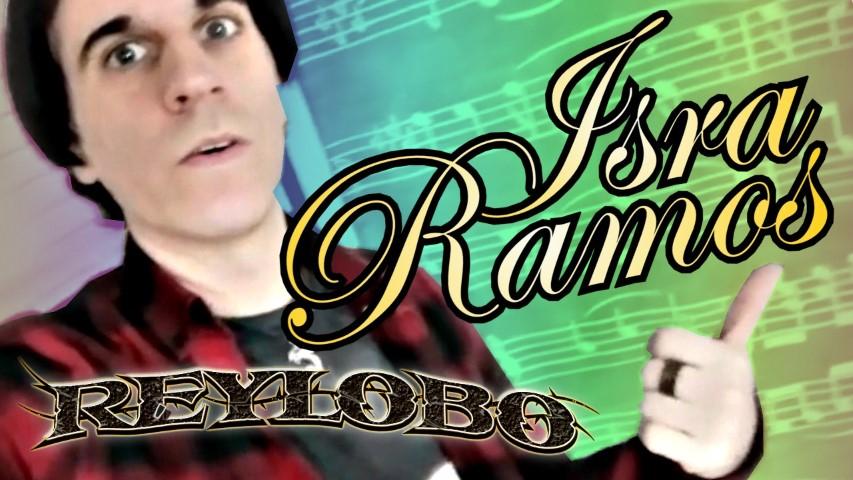Isra Ramos REYLOBO heavy metal murcia